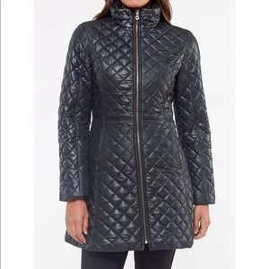 ♠️ Kate Spade NWT Diamond Quilted Puffy Jacket